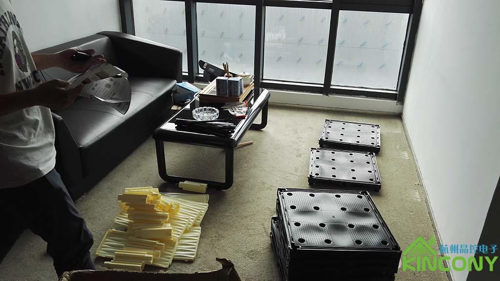种植箱组装