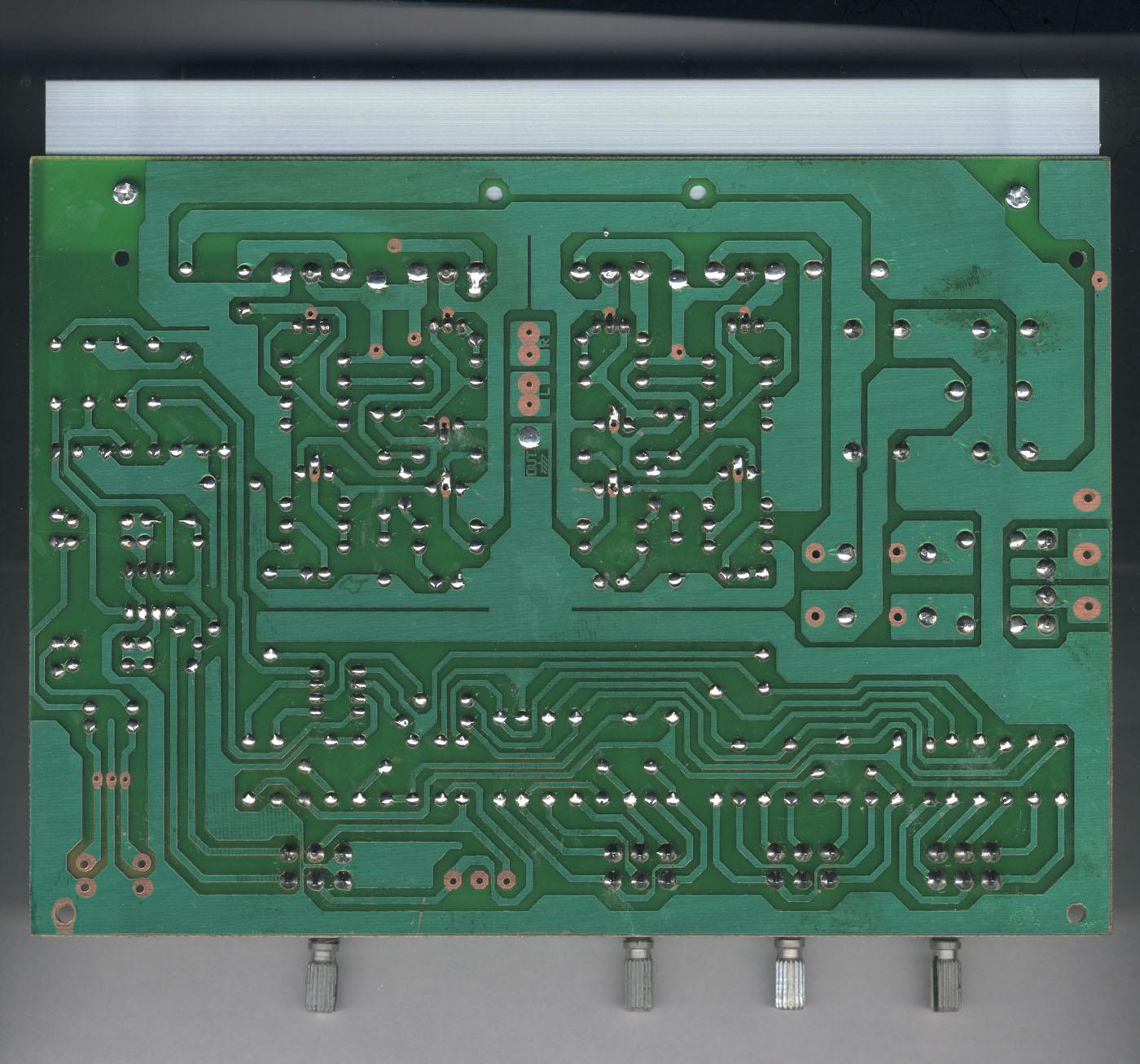 功率电路板大图