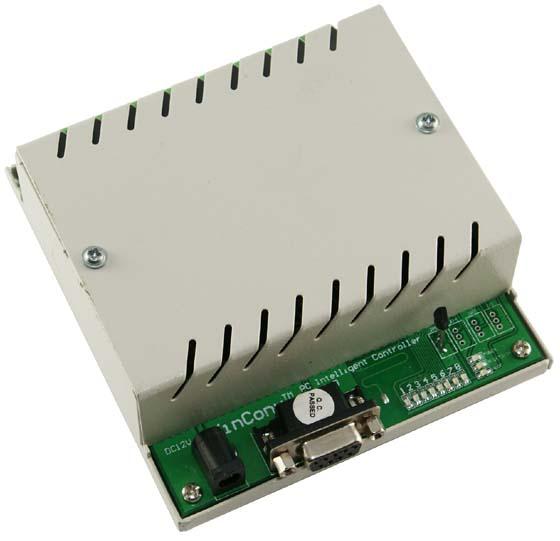 串口继电器控制盒