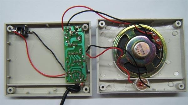 线路板上元器件的安装