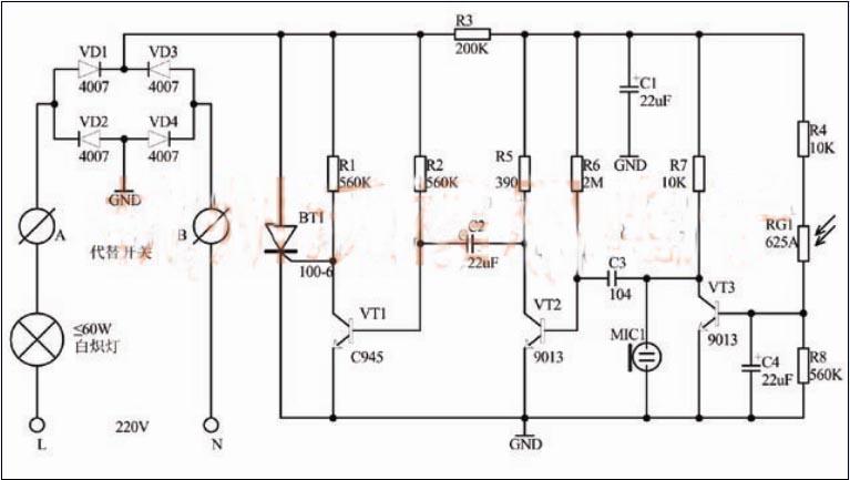 电路 电路图 电子 原理图 767_433