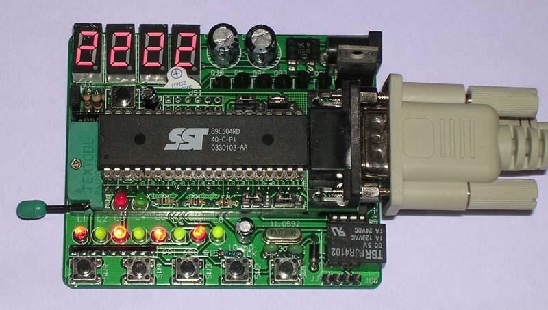51微型仿真器学习板开发板实验板-51微型仿真器价格