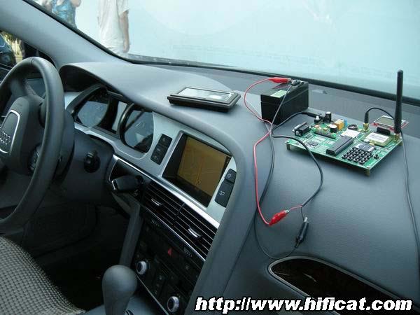 集成电路(ic)-gps车载定位跟踪追踪器开发板 经纬度 .