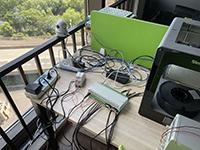 电表温度模拟数字量传感器信号采集通信协议