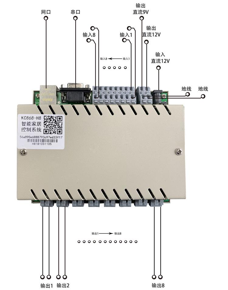 水泵远程控制模块