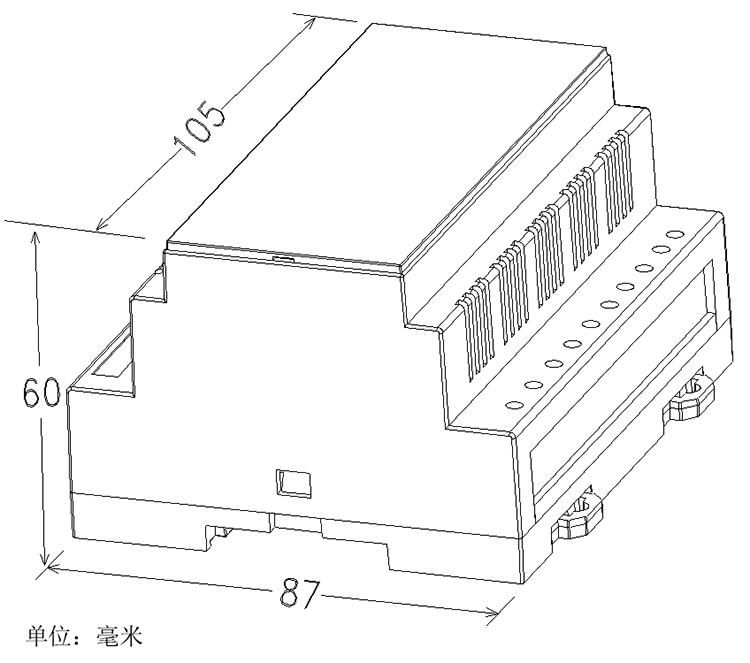 rs485中央空调控制器