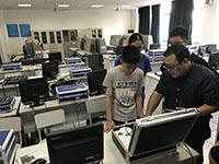 晶控智能家居走进高校普及物联网教育