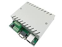 以太网温湿度空气质量远程采集盒