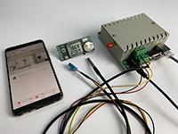 温湿度采集器网络无线数据上报通信协议