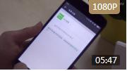 支持微信的wifi智能窗帘面板