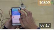 易家智联app使用说明-添加射频灯光面板