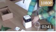 空气卫士功能实拍演示视频 支持oem贴牌