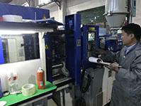 温湿度传感器外壳模具批量订单注塑生产