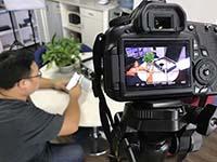 晶控智能家居系统在线课堂视频教程开拍啦