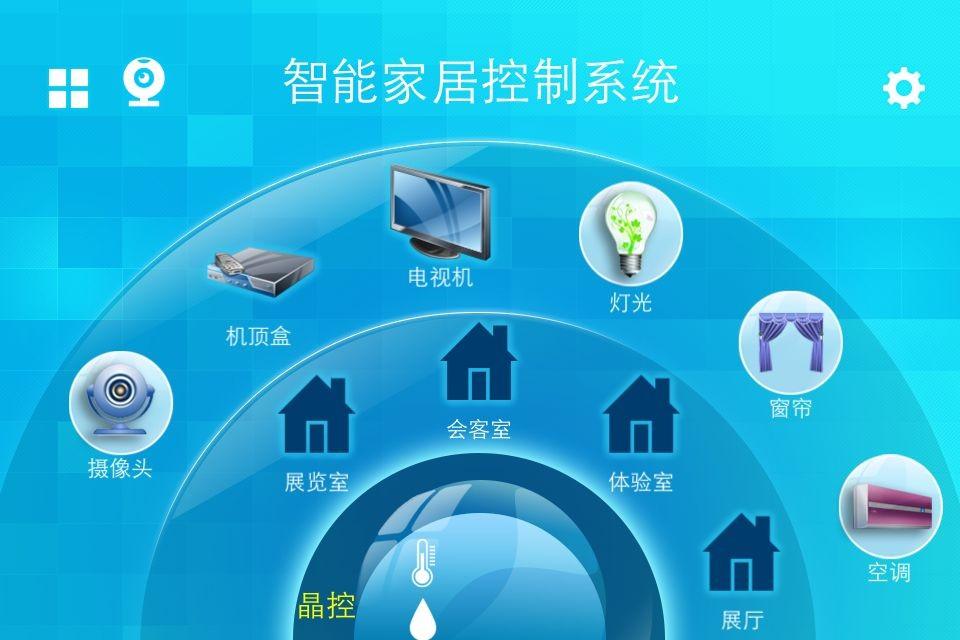 kincony晶控电子提供智能家居控制系统完整的硬件软件级解决方案图片