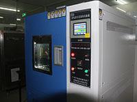 Uair gprs温湿度pm2.5空气检测器老化测试