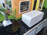 天猫精灵AI语音音箱控制晶控智能家居系统