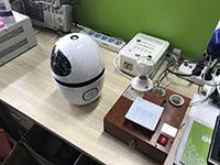 小白机器人语音识别交互控制智能家居系统