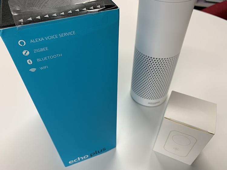 Alexa语音控制