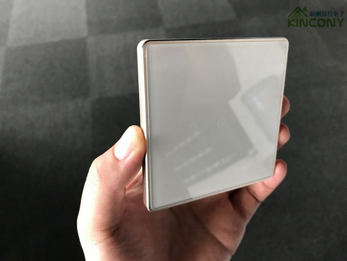 zigbee玻璃面板