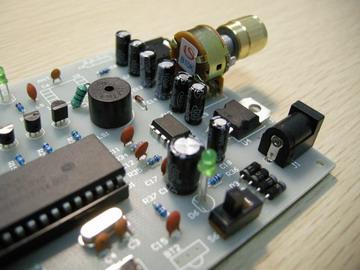 数字式调频立体声收音机