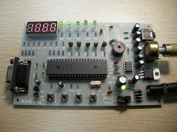 集成电路(ic)-数字调频立体声收音机散件