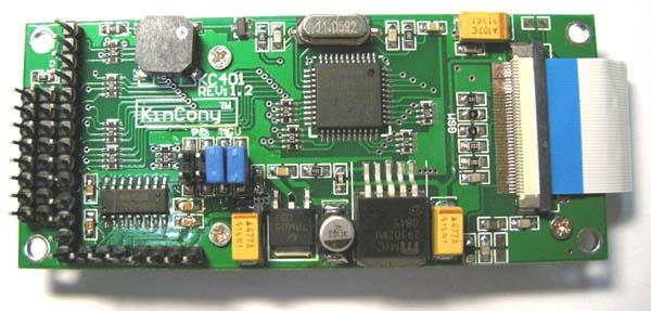 模块可以驱动16路继电器(引脚输出接驱动ic即可)